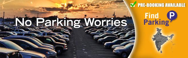 No parking worries